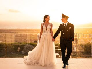 Le nozze di Paolo e Giovanna