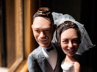 Le nozze di Eugenia e Vadim 3