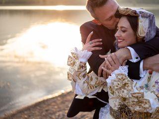 Le nozze di Eugenia e Vadim