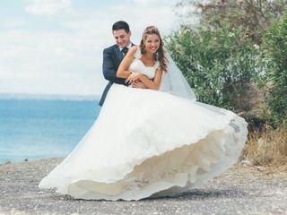 Le nozze di Luana e Damiano