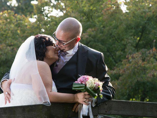 Le nozze di Gessica e Ivan
