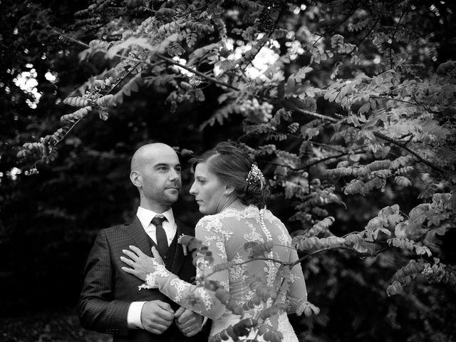 le nozze di Serena e Roberto