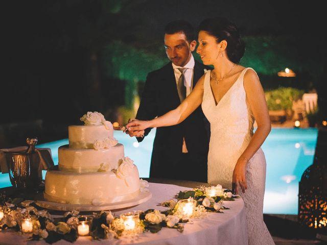 Le nozze di Chiara e Danilo