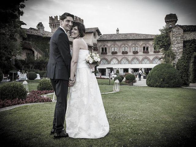 le nozze di Francesco e Carmen