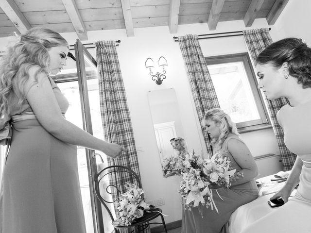 Il matrimonio di Rory e Chelsie a Torri del Benaco, Verona 4