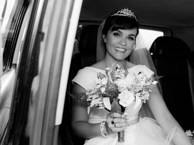 Il matrimonio di Rory e Chelsie a Torri del Benaco, Verona 9