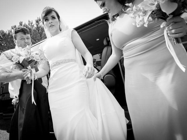 Il matrimonio di Rory e Chelsie a Torri del Benaco, Verona 10