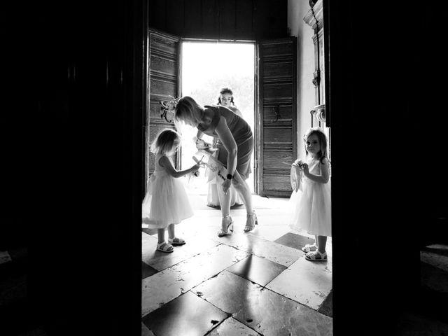 Il matrimonio di Rory e Chelsie a Torri del Benaco, Verona 12