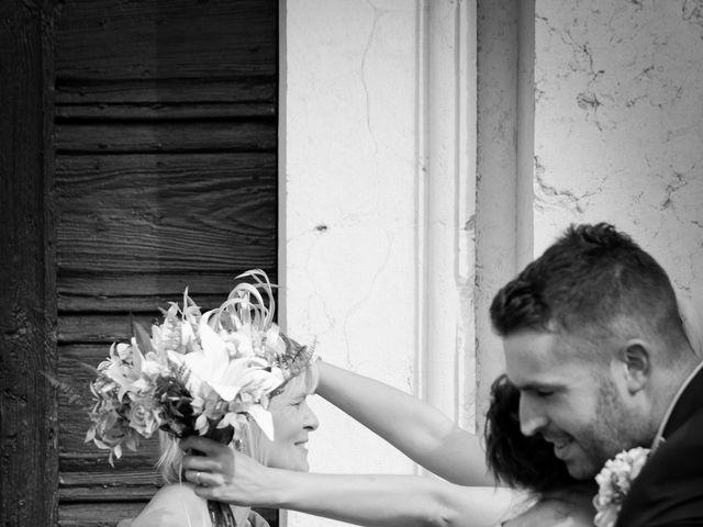 Il matrimonio di Rory e Chelsie a Torri del Benaco, Verona 15
