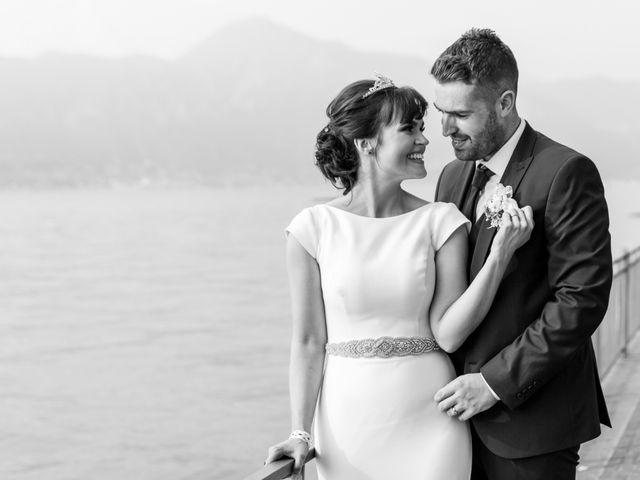 Il matrimonio di Rory e Chelsie a Torri del Benaco, Verona 17