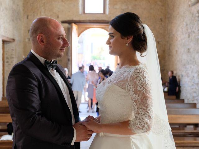 Il matrimonio di Giuseppe  e Giada a Rocca di Neto, Crotone 1