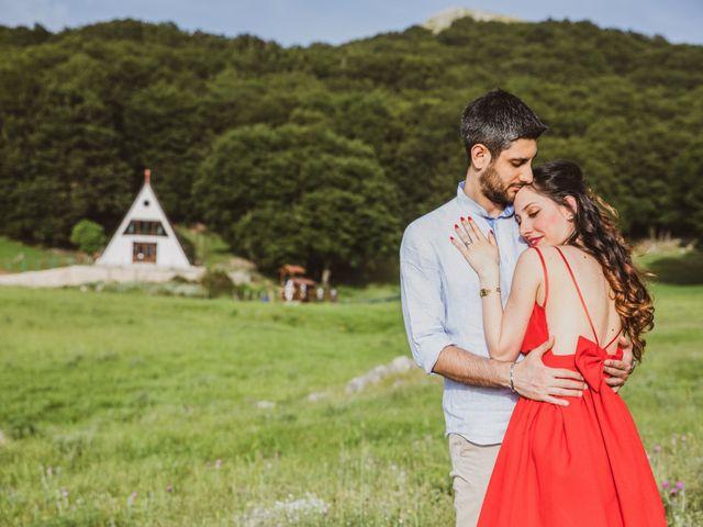 Il matrimonio di Sara e Andrea a Caltanissetta, Caltanissetta 2