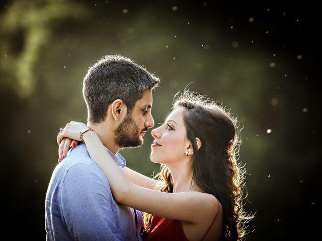 Il matrimonio di Sara e Andrea a Caltanissetta, Caltanissetta 8