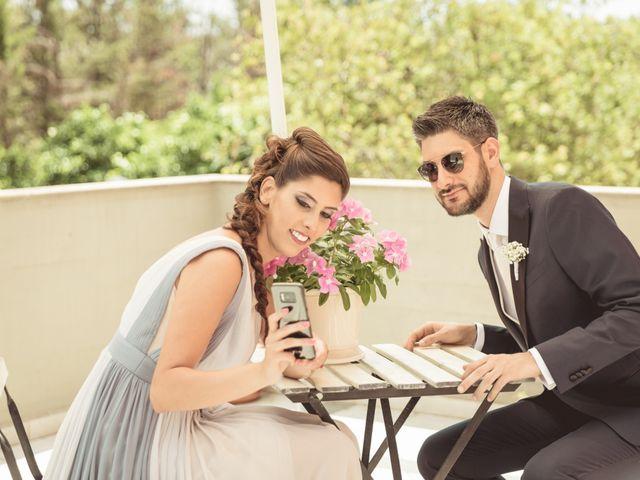 Il matrimonio di Sara e Andrea a Caltanissetta, Caltanissetta 18