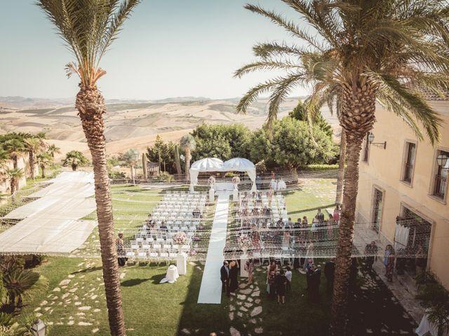 Il matrimonio di Sara e Andrea a Caltanissetta, Caltanissetta 39
