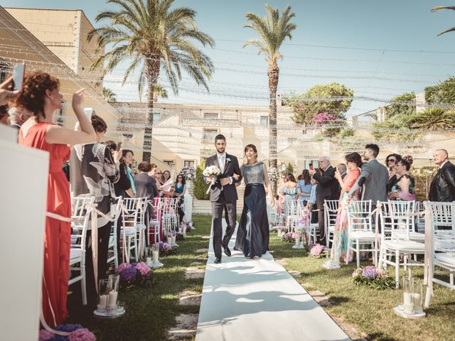 Il matrimonio di Sara e Andrea a Caltanissetta, Caltanissetta 43