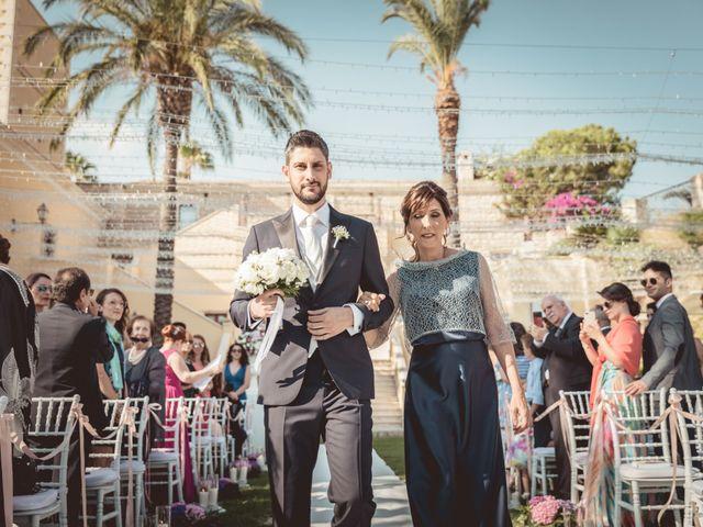 Il matrimonio di Sara e Andrea a Caltanissetta, Caltanissetta 44