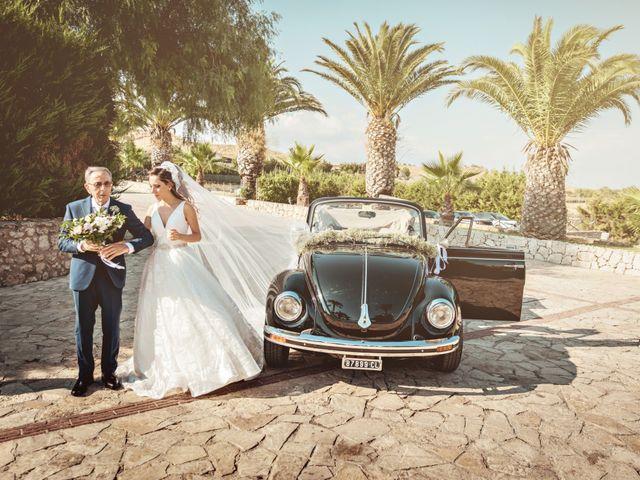 Il matrimonio di Sara e Andrea a Caltanissetta, Caltanissetta 46