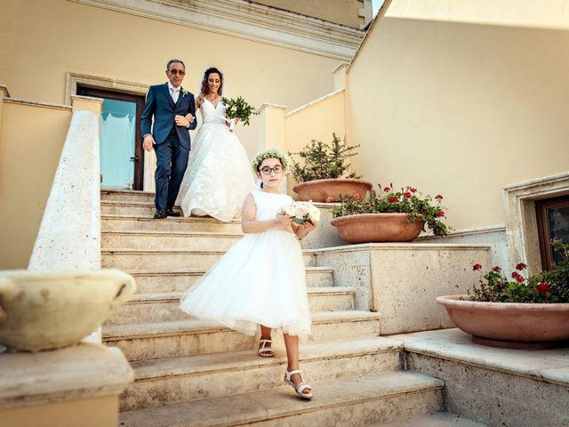 Il matrimonio di Sara e Andrea a Caltanissetta, Caltanissetta 47