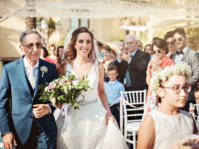 Il matrimonio di Sara e Andrea a Caltanissetta, Caltanissetta 49
