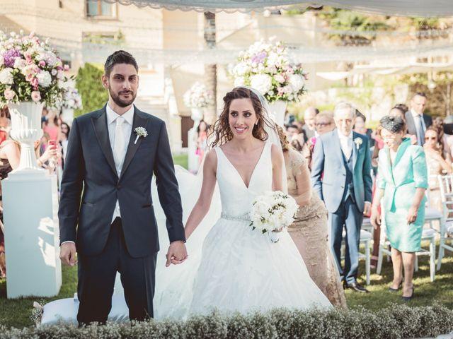 Il matrimonio di Sara e Andrea a Caltanissetta, Caltanissetta 50