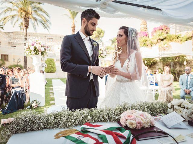Il matrimonio di Sara e Andrea a Caltanissetta, Caltanissetta 51