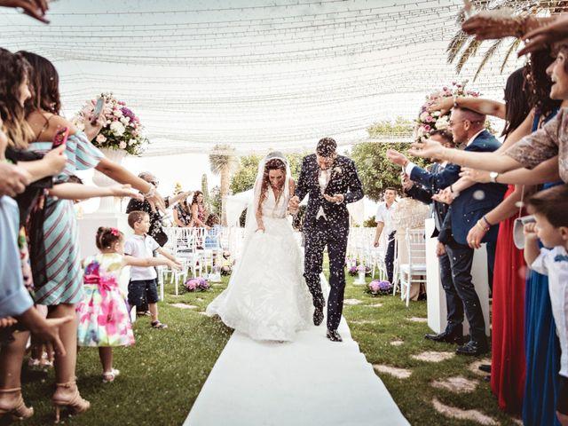 Il matrimonio di Sara e Andrea a Caltanissetta, Caltanissetta 52