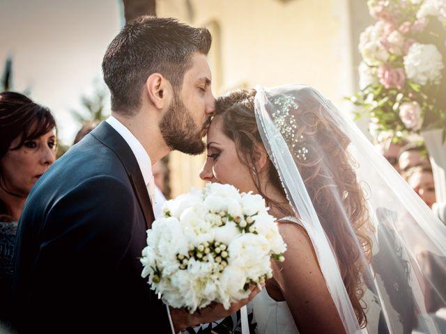 Il matrimonio di Sara e Andrea a Caltanissetta, Caltanissetta 57