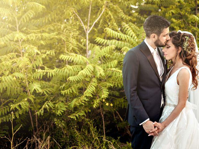 Il matrimonio di Sara e Andrea a Caltanissetta, Caltanissetta 66