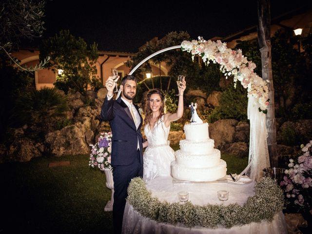 Il matrimonio di Sara e Andrea a Caltanissetta, Caltanissetta 89