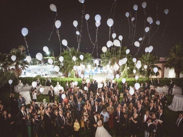 Il matrimonio di Sara e Andrea a Caltanissetta, Caltanissetta 90