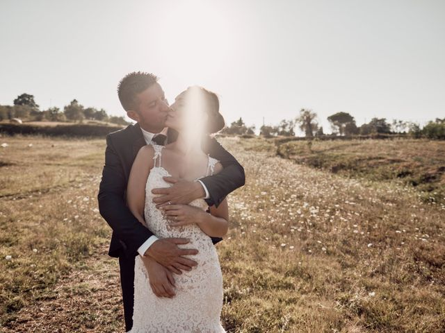 Le nozze di Jessica e Manuele