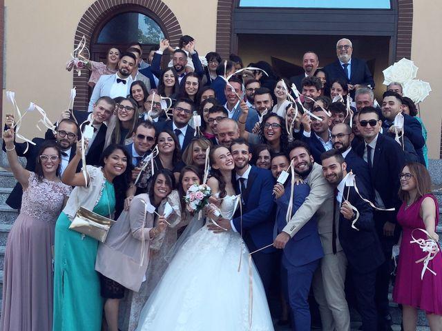 Le nozze di Francesca e Ruben