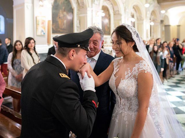 Il matrimonio di Giovanna e Paolo a Pozzuoli, Napoli 23