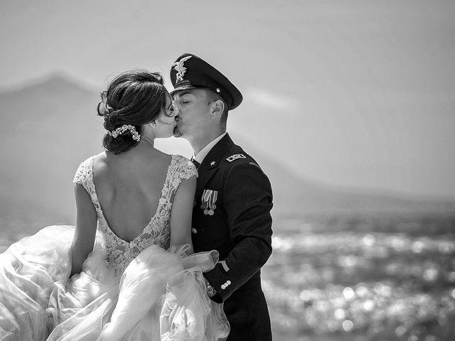 Il matrimonio di Giovanna e Paolo a Pozzuoli, Napoli 35