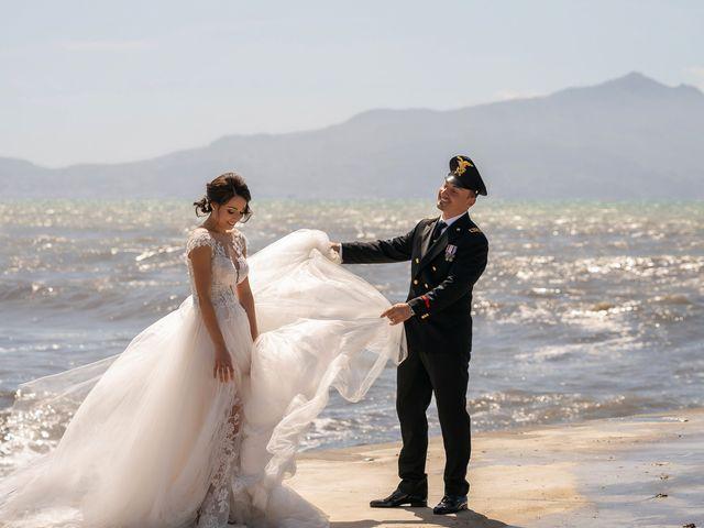 Il matrimonio di Giovanna e Paolo a Pozzuoli, Napoli 38