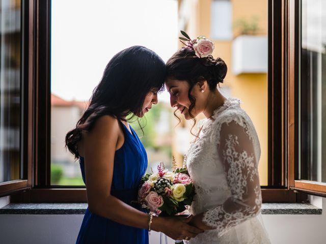 Il matrimonio di Junior e Paulina a Riva di Solto, Bergamo 5