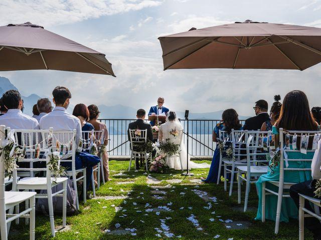 Il matrimonio di Junior e Paulina a Riva di Solto, Bergamo 8