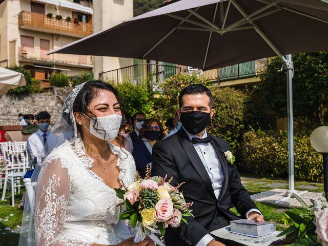 Il matrimonio di Junior e Paulina a Riva di Solto, Bergamo 10