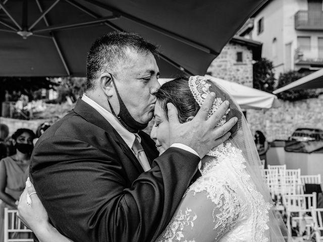 Il matrimonio di Junior e Paulina a Riva di Solto, Bergamo 12