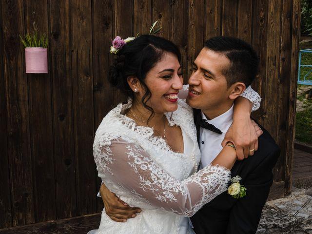 Il matrimonio di Junior e Paulina a Riva di Solto, Bergamo 13