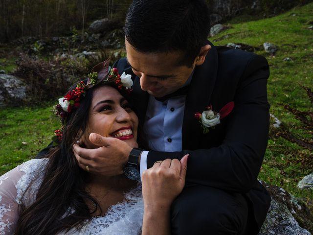 Il matrimonio di Junior e Paulina a Riva di Solto, Bergamo 18