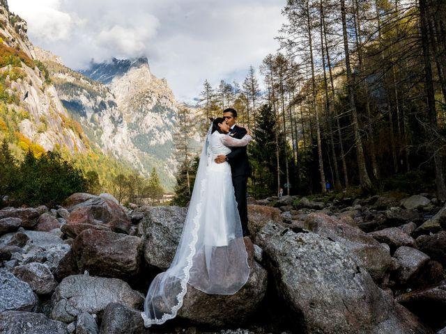 Il matrimonio di Junior e Paulina a Riva di Solto, Bergamo 20