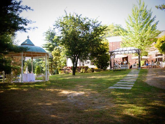Il matrimonio di Davide e Marta a Tromello, Pavia 10
