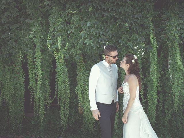 Il matrimonio di Davide e Marta a Tromello, Pavia 20