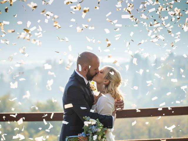 Il matrimonio di Cristian e Alessia a Pisogne, Brescia 9