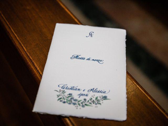 Il matrimonio di Cristian e Alessia a Pisogne, Brescia 15