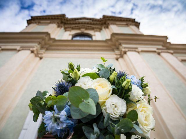 Il matrimonio di Cristian e Alessia a Pisogne, Brescia 17