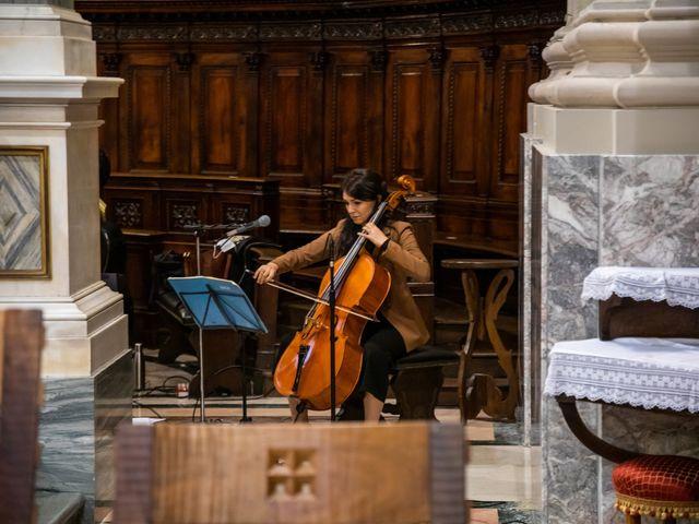 Il matrimonio di Cristian e Alessia a Pisogne, Brescia 20