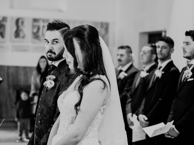 Il matrimonio di Silvia e Mattia a Macerata, Macerata 22
